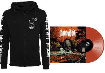 HORNDAL - Lake Drinker LP + Zip Hood [PRE-ORDER]