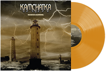 KAMCHATKA - Hoodoo Lightning Orange LP