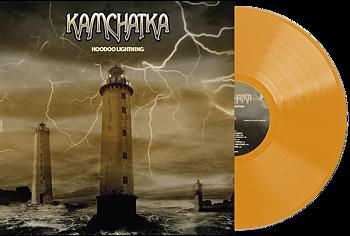 KAMCHATKA - Hoodoo Lightning Orange LP