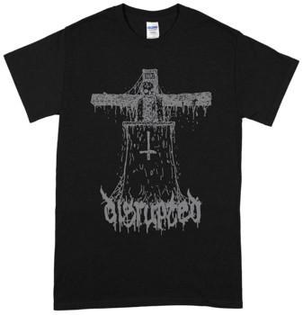 DISRUPTED - Priest Stigmata T-shirt
