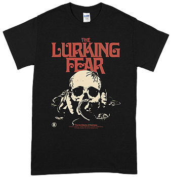 THE LURKING FEAR - Architects T-shirt