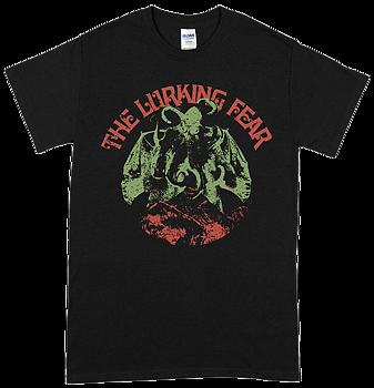 THE LURKING FEAR - Octobat Green T-shirt