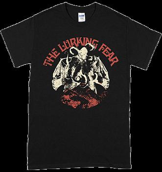 THE LURKING FEAR - Octobat Beige T-shirt