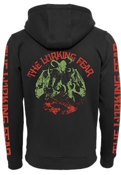 THE LURKING FEAR - Octobat Green Zip Hood