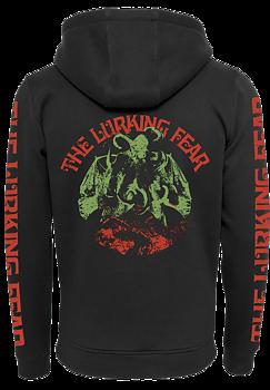 THE LURKING FEAR - Octobat Green Zip Hood