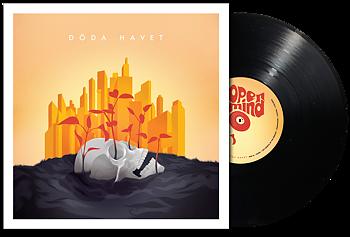 DÖDA HAVET - S/t LP