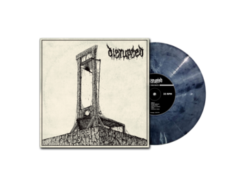 DISRUPTED - Pure Death LP MARBLE VINYL