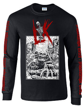 LIK - Misanthropic Breed Black Longsleeve