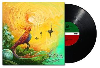 VOKONIS - Odyssey LP Svart vinyl [PRE-ORDER]