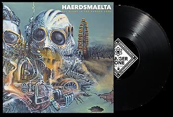 HAERDSMAELTA - All Alone in The Danger Zone LP [PRE-ORDER]