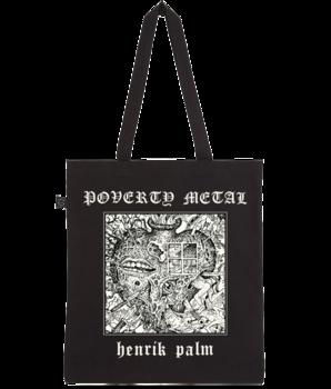 HENRIK PALM - Poverty Metal Totebag