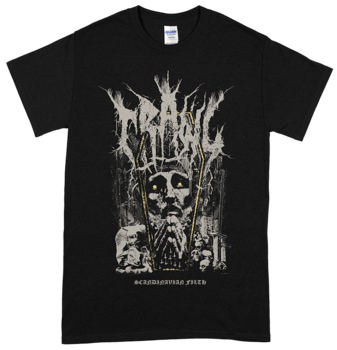 CRAWL - Coffin Jesus T-shirt