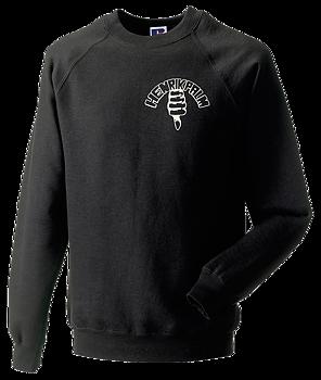 HENRIK PALM - Poverty Metal Sweatshirt