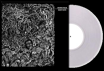 HENRIK PALM - Many Days (CLEAR VINYL) LP