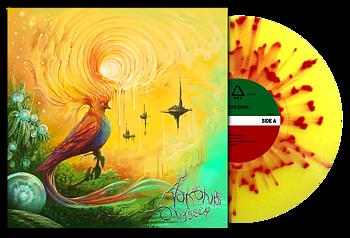 VOKONIS - Odyssey SPLATTER LP [PRE-ORDER]