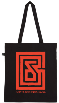 GÖSTA BERLINGS SAGA - Logo Totebag