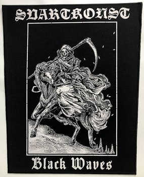 SVARTKONST - Black Waves Backpatch