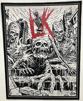 LIK - Misanthropic Breed Backpatch