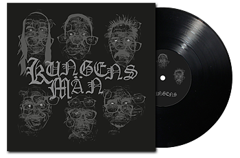KUNGENS MÄN - Den nya skivan LP [PRE-ORDER}