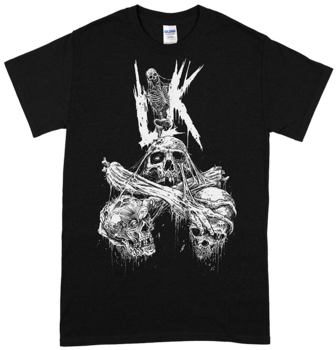 LIK - Mass Funeral Evocation T-shirt