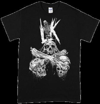 LIK - Mass Funeral Evocation T-shirt