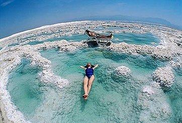 badsalt från döda havet