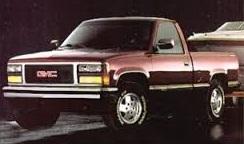 1988-2000 GMC Sierra 1500