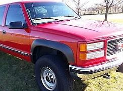 1988-2000 GMC Sierra 2500