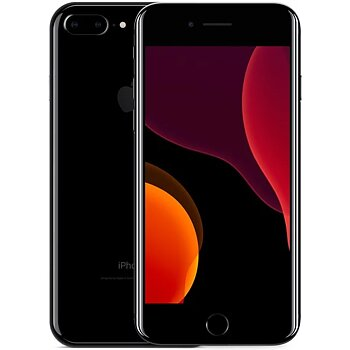 iPhone 7 PLUS  128GB Gagatsvart