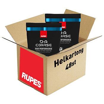 Rupes D-A Polersvamp Blå Helkartong