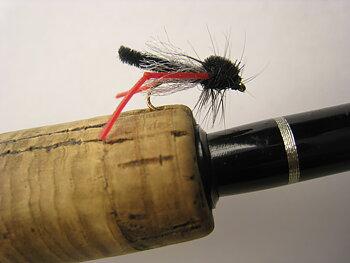 Ryssfluga /Hårmygga (Bibio Pomonae)