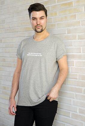 Du Är Fantastisk - T-shirt rey Melange