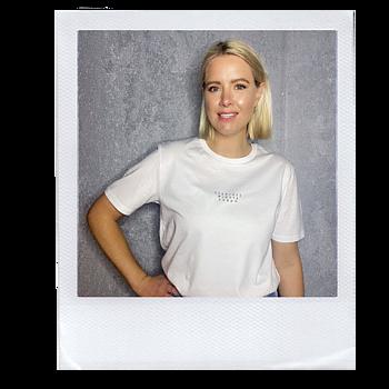Sveriges minsta podcast - Vit T-shirt