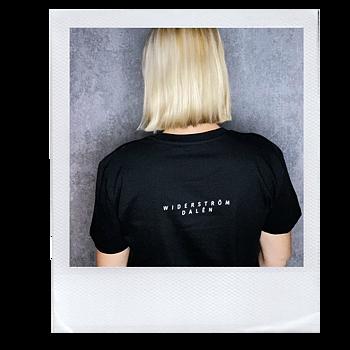 Häpen/näpen - Svart T-shirt