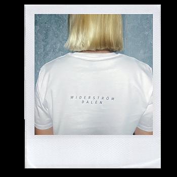 It's my life -  Vit T-shirt