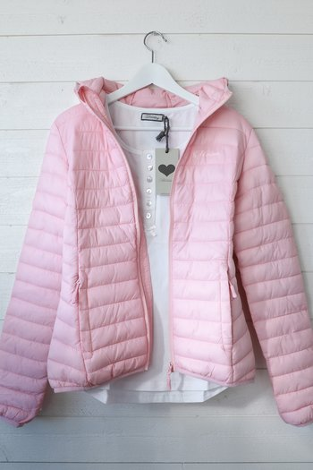 Handpicked - candy pink jacket