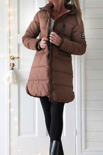 Handpicked - Brown padded coat
