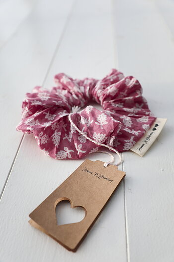 Hanna . R . Blooming - Handmade scrunchie No. 2
