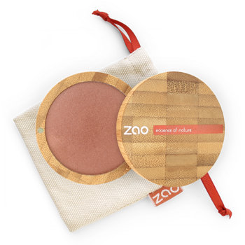 ZAO Mineral Cooked Bronzer 345 Red Copper