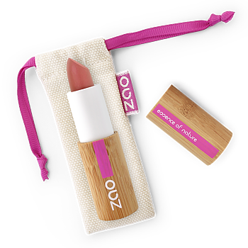 ZAO Cocoon Lipstick 414 Oslo
