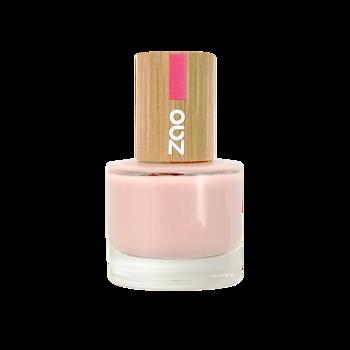 ZAO Nailpolish 675 Pink Nude