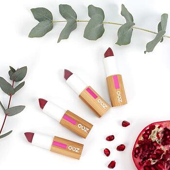 ZAO Refill Classic Lipstick 472 Red Pomegranate