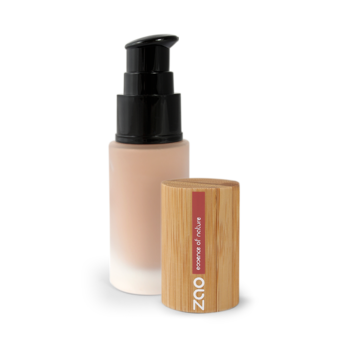ZAO Silk Foundation 703 Rose Petal (datovare)