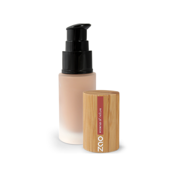 ZAO Silk Foundation 704 Neutral (salgsvare)
