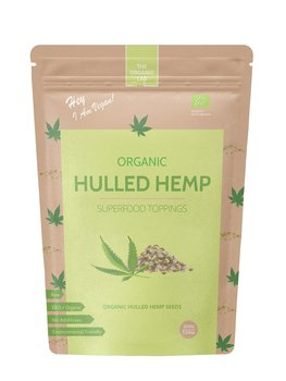 The Organic Lab ORGANIC HULLED HEMP SEEDS