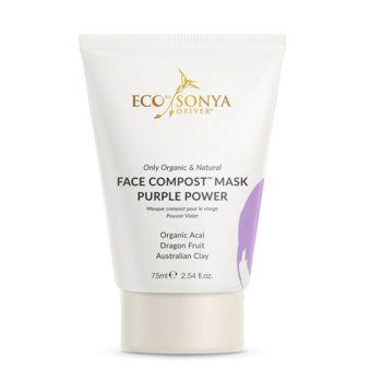 Eco by Sonya Face Compost Purple Power Mask 75ml