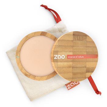 ZAO Mineral Cooked Powder 346 Mattifying Bright Complexion