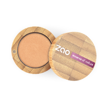 ZAO Pearly Eye Shadow 113 Coppered Gold
