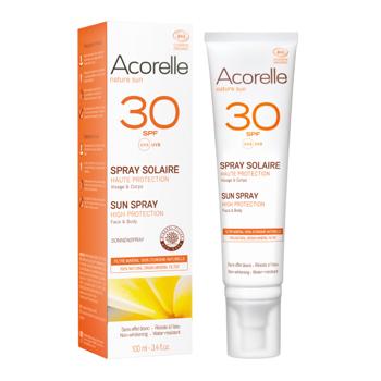 Acorelle Sun Spray SPF 30 – 100ml
