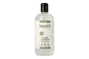 Byoms Super Concentrated Probiotic Floor Cleaner 500ml